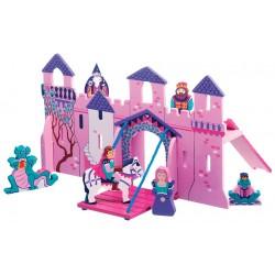 Toys - Wooden - Fair Trade Fairytale Castle Playscene